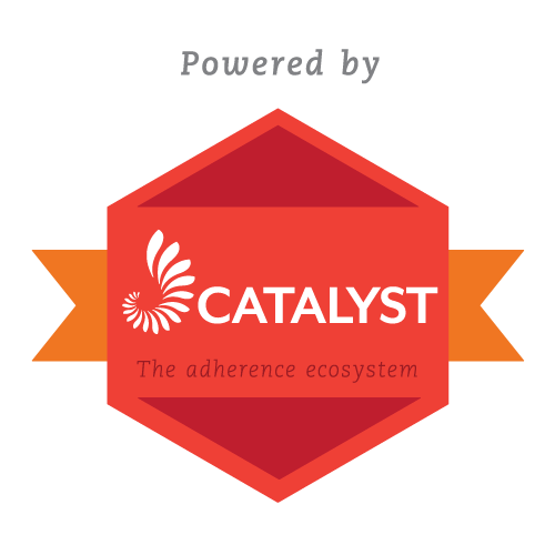 Powered by Catalyst: The adherence ecosystem